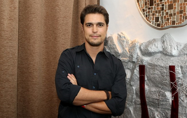 Diogo Morgado TVI