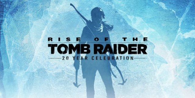 «Rise of The Tomb Raider: 20 Years Celebration» será lançado em outubro