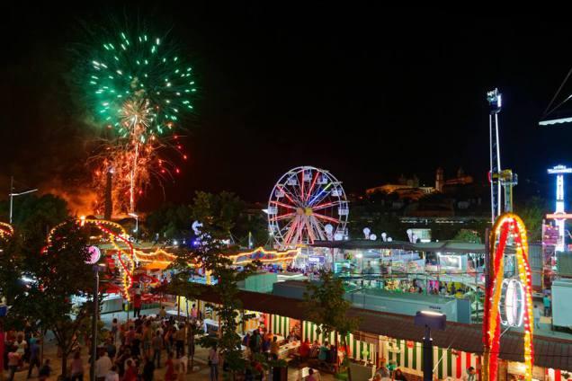 «Feira de São Mateus» em Viseu bate recorde e atinge 1 milhão de visitas