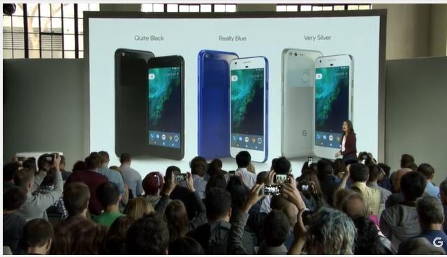 É oficial: Google apresenta o seu novo smartphone Pixel