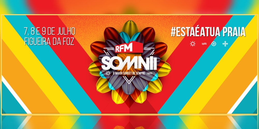 «RFM Somnii 2017» já conta com datas oficiais