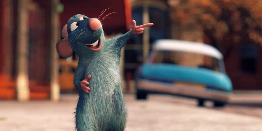 Disney Junior transmite este domingo o filme «Ratatui»
