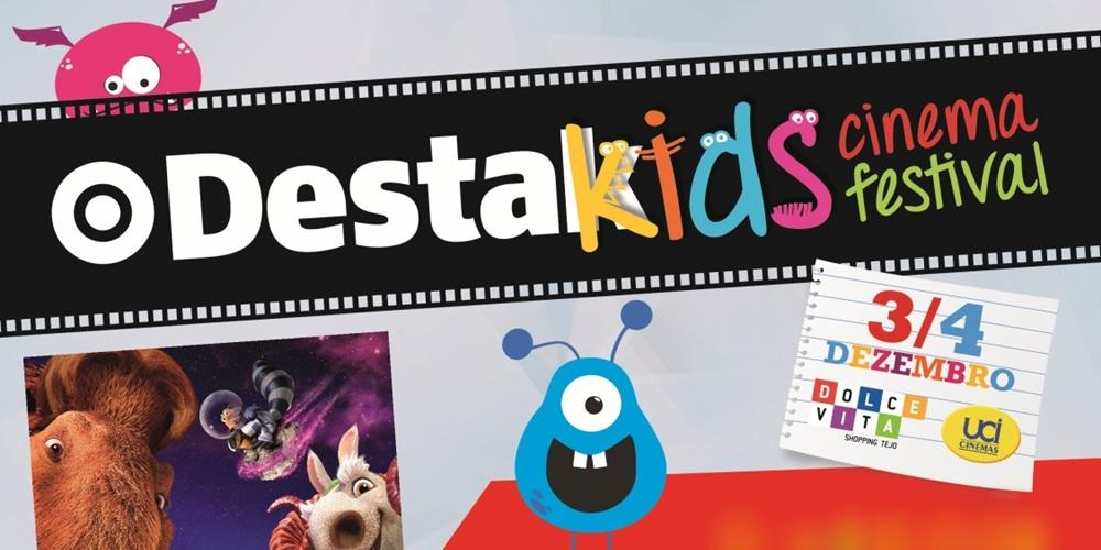 «Destak Kids Cinema Festival» de regresso em dezembro
