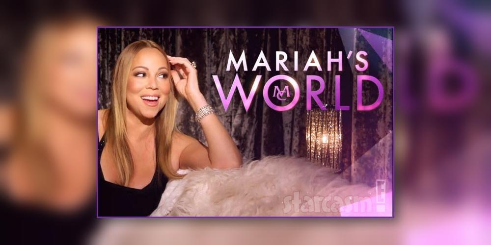 Série de Mariah Carey tem estreia marcada em Portugal em dezembro