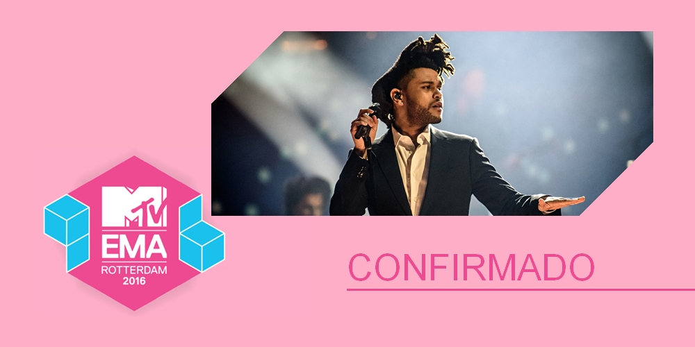 «MTV EMA's 2016»: The Weeknd vai atuar na cerimónia