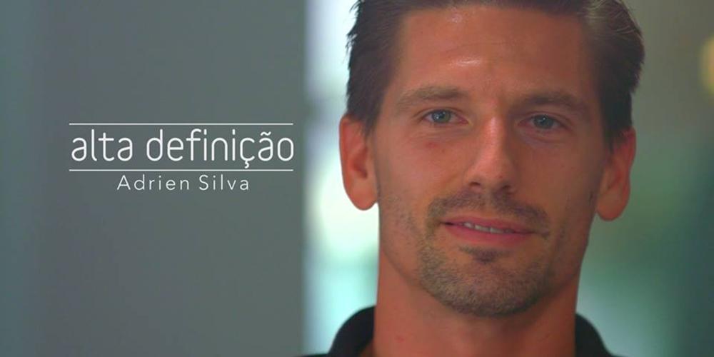 Adrien Silva é o próximo convidado do «Alta Definição»