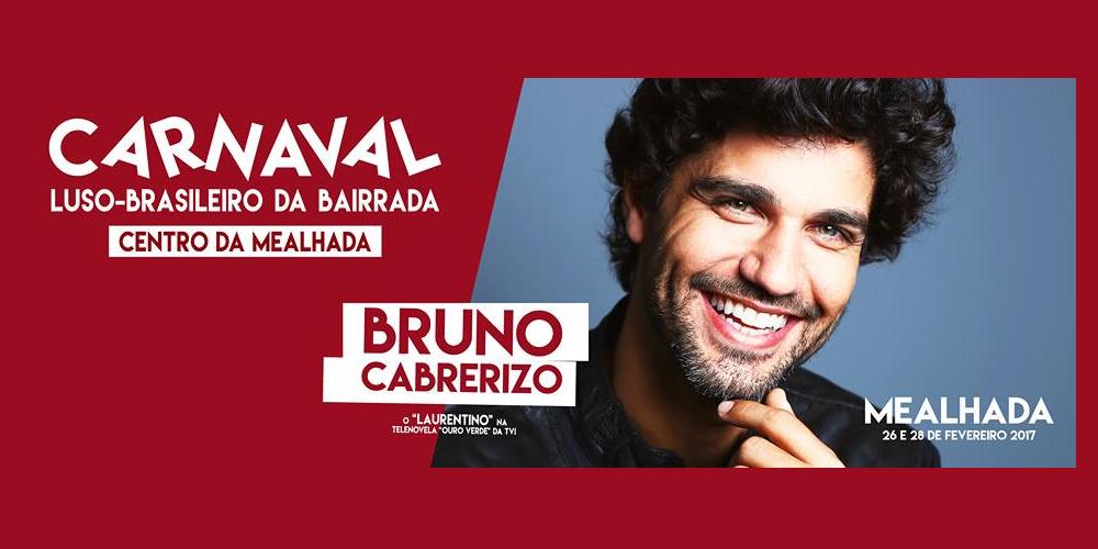 Bruno Cabrerizo é o Rei do «Carnaval da Mealhada 2017»