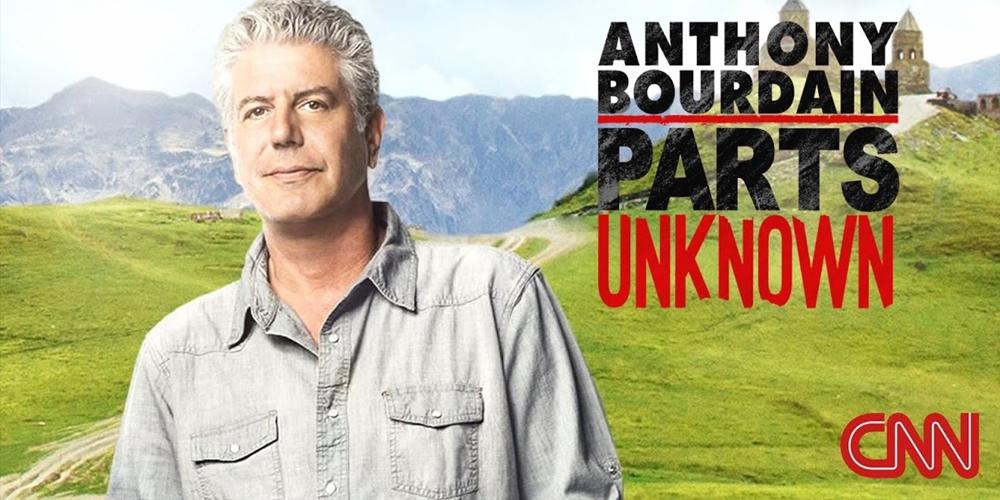 24Kitchen transmite última temporada do programa de Anthony Bourdain