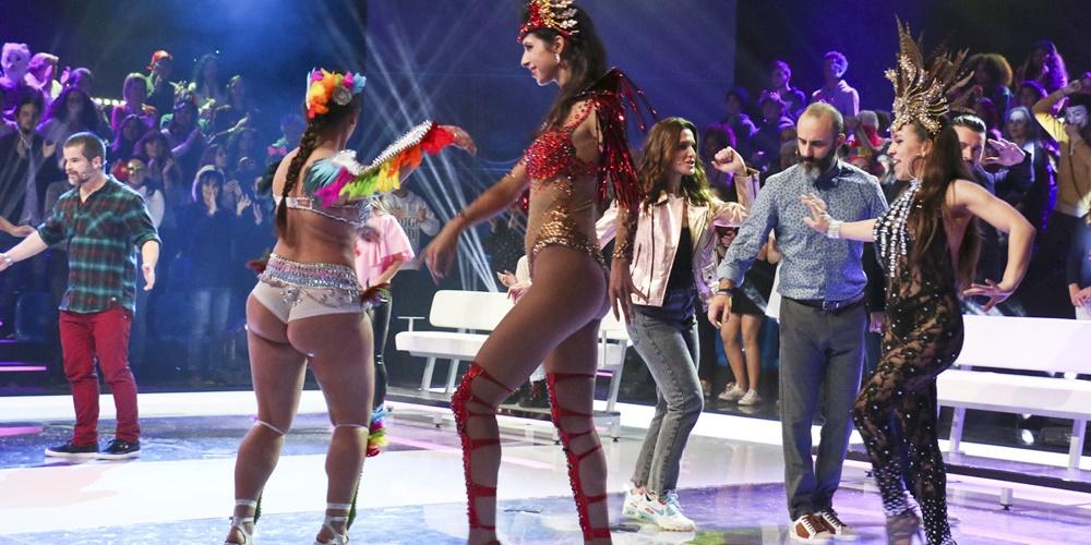 «Agarra a Música» festeja Carnaval com convidados especiais