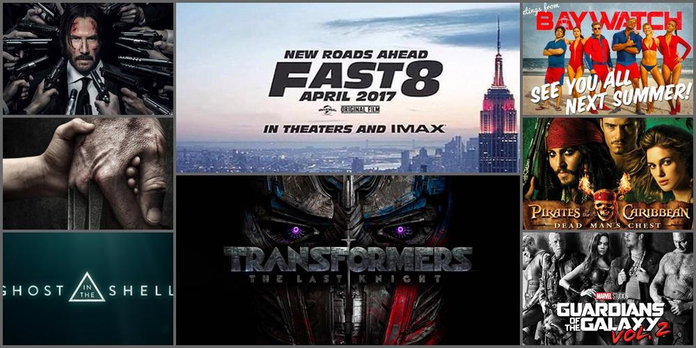 Veja os trailers dos principais filmes de 2017 transmitidos no «Superbowl»