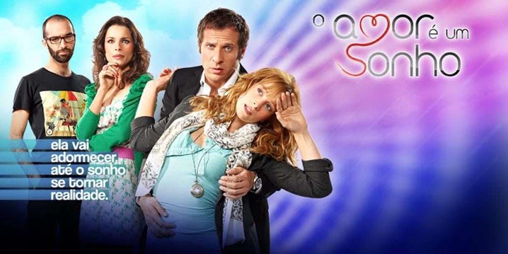 TVI aposta em reposição de «O Amor É um Sonho» à tarde