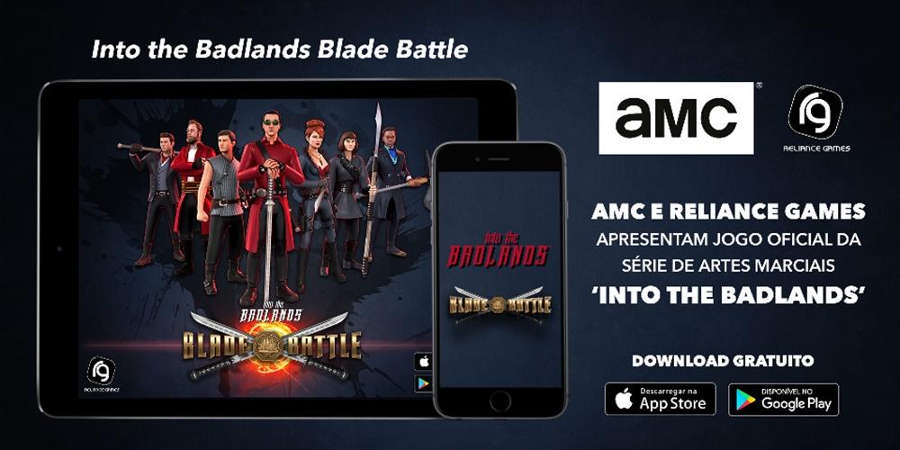 AMC apresenta jogo oficial de «Into The Badlands»