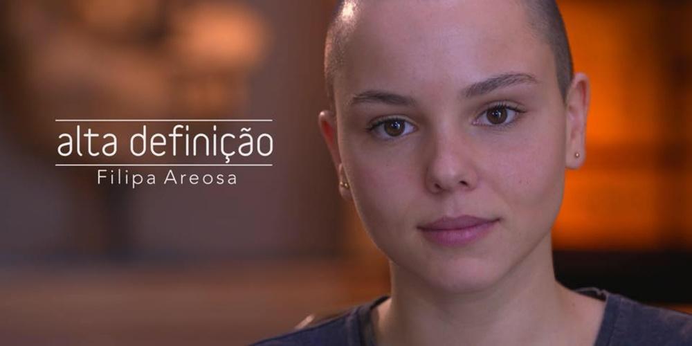 Filipa Areosa é a próxima convidada do «Alta Definição»