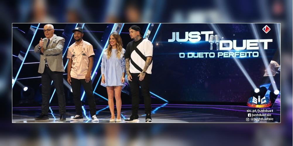 Conheça os finalistas de «Just Duet: O Dueto Perfeito»