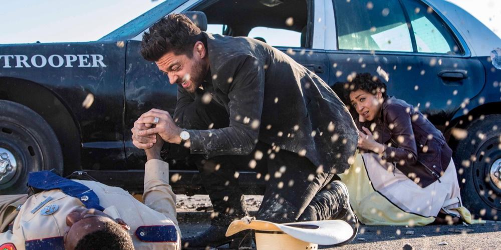 AMC revela data de estreia da terceira temporada de «Preacher»