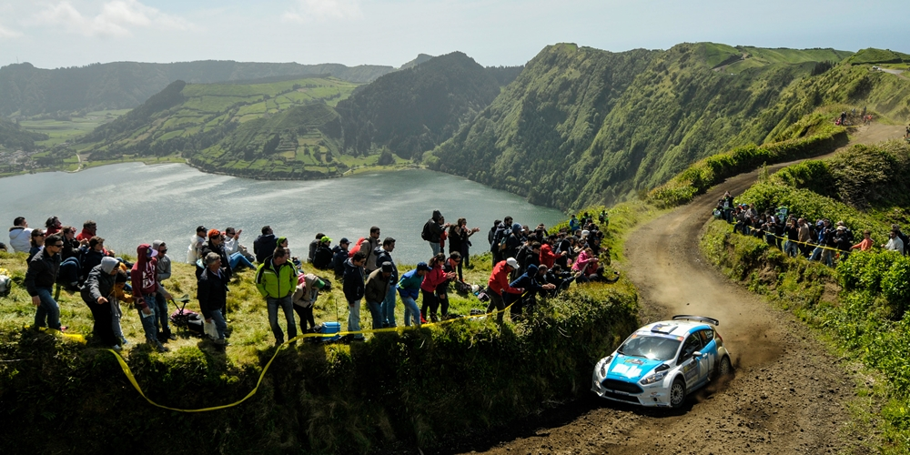 Europeu de Ralis começa nos Açores e com transmissão no Eurosport