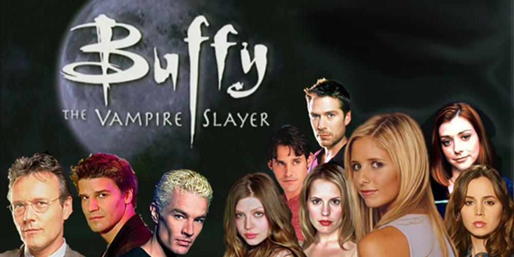 Syfy celebra 20 anos de «Buffy A Caçadora de Vampiros»