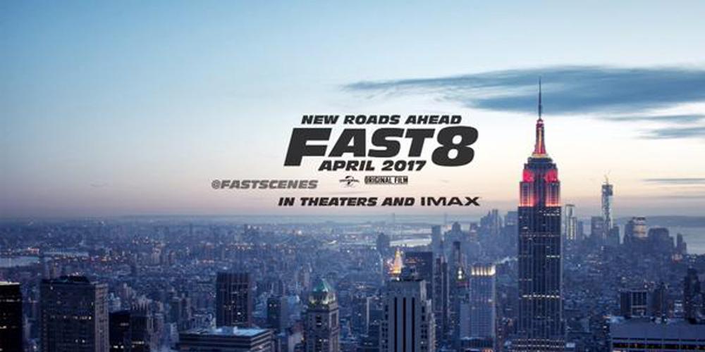 «Velocidade Furiosa 8» bate recorde nacional e mundial no cinema