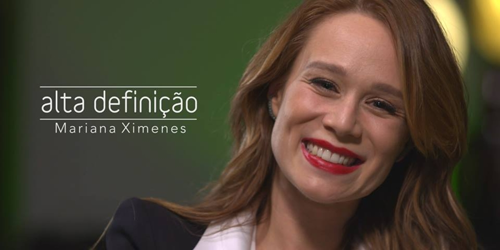 «Alta Definição» recebe em exclusivo atriz da Globo
