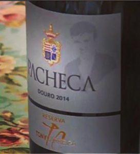 Pacheca Reserva Tinto 2014 Edição Especial Tony Carreira