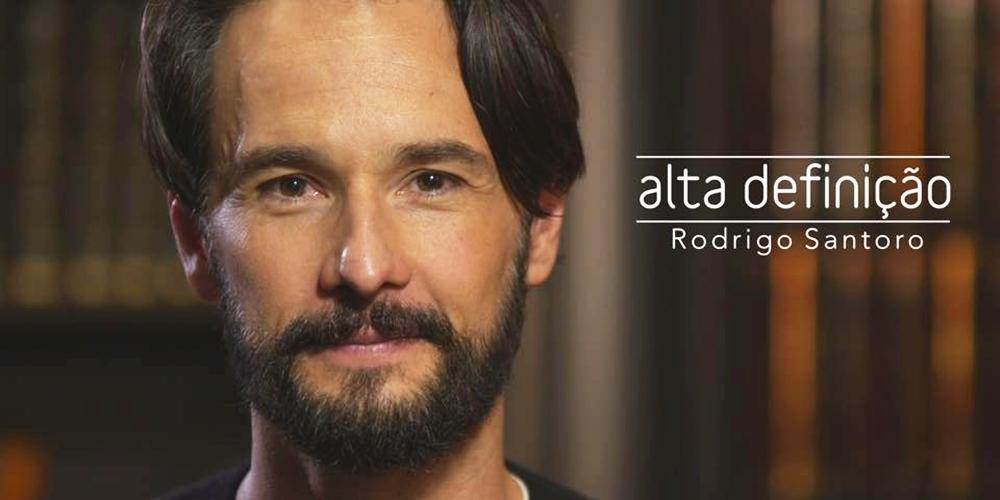 «Alta Definição» recebe esta semana Rodrigo Santoro