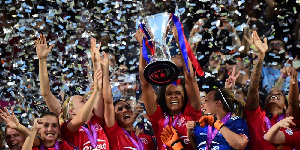 Final da «Liga dos Campeões» de futebol feminino em direto no Eurosport