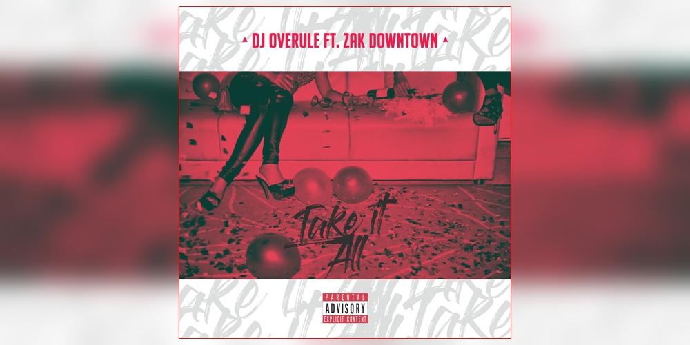 «Take It All» é o novo single do DJ Overule (com vídeo)