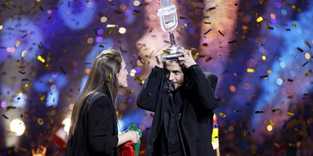 Vitória de Salvador Sobral na Eurovisão editada em livro
