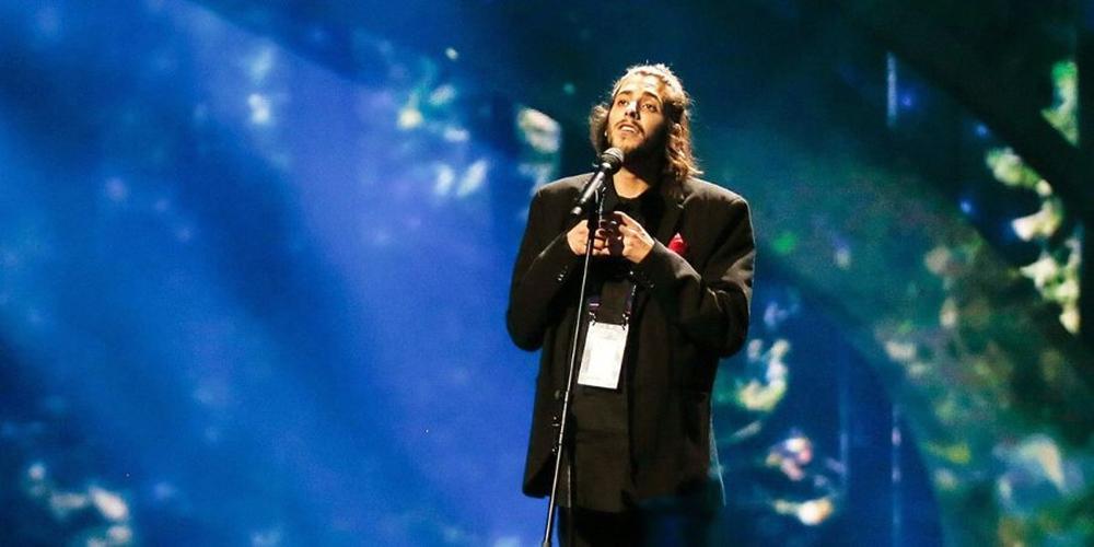 Veja a atuação de Salvador Sobral na semi-final do «Eurovision Song Contest»
