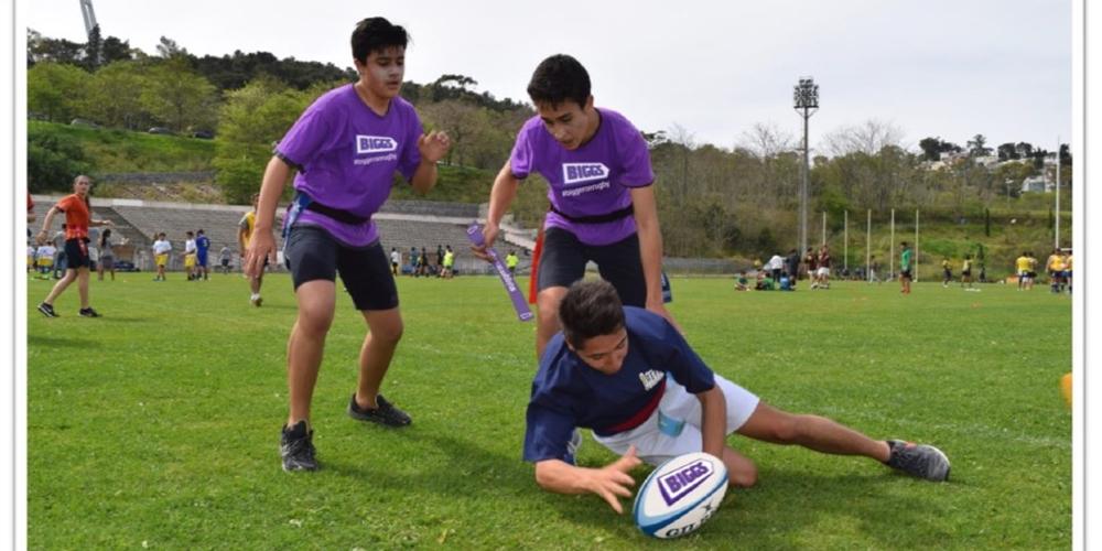 Biggs estabelece parceria com a Federação Portuguesa de Rugby