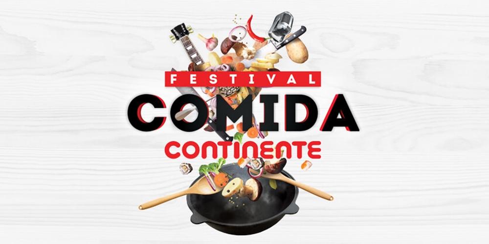 «Festival da Comida Continente» com transmissão em direto na TVI