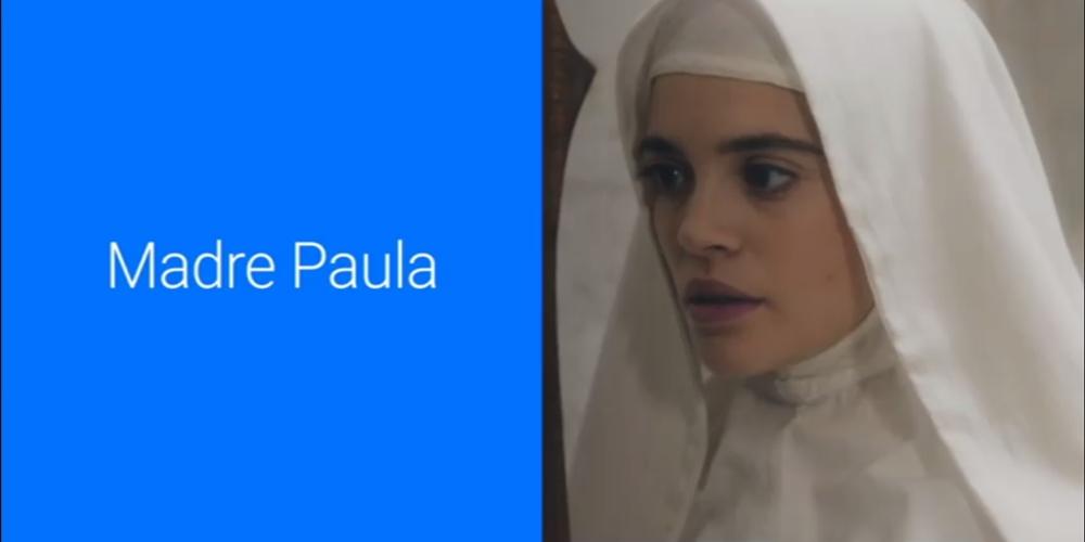 RTP aposta na estreia da série «Madre Paula» em julho (com vídeo)