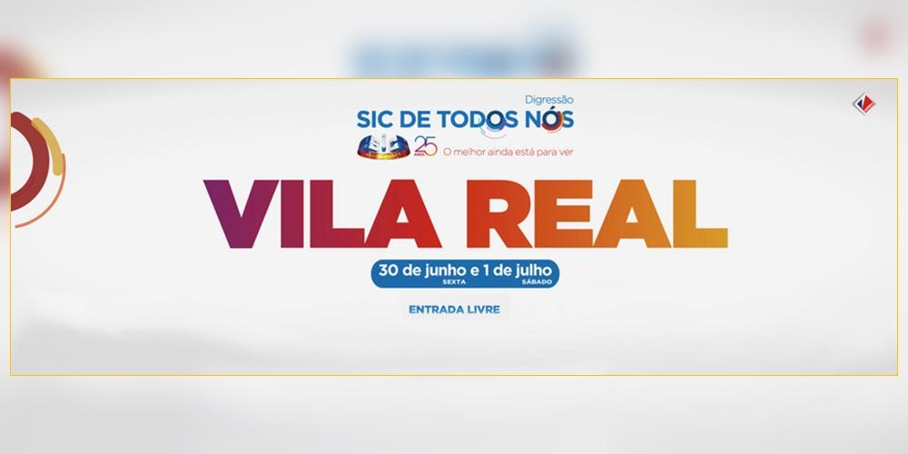 Vila Real: Conheça as caras que vão estar na digressão «SIC de Todos Nós»