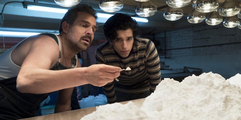 Netflix: Pepê Rapazote em destaque no novo trailer de «Narcos»