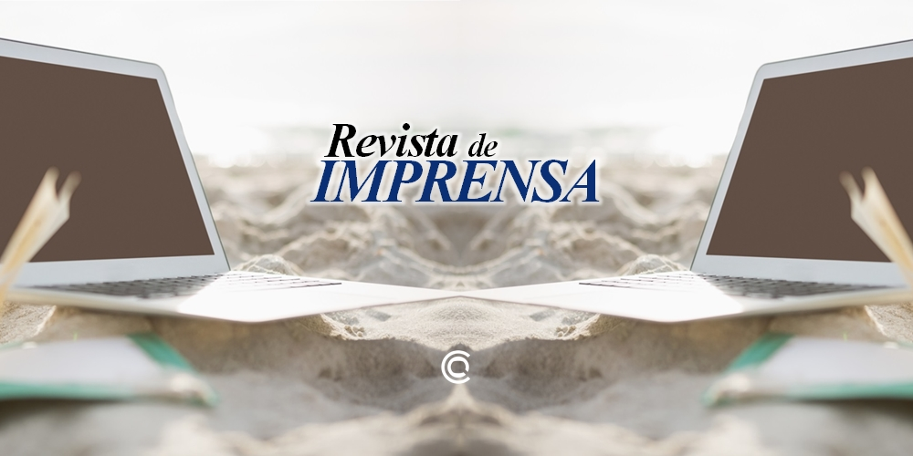 Revista de Imprensa | 01 de agosto de 2017