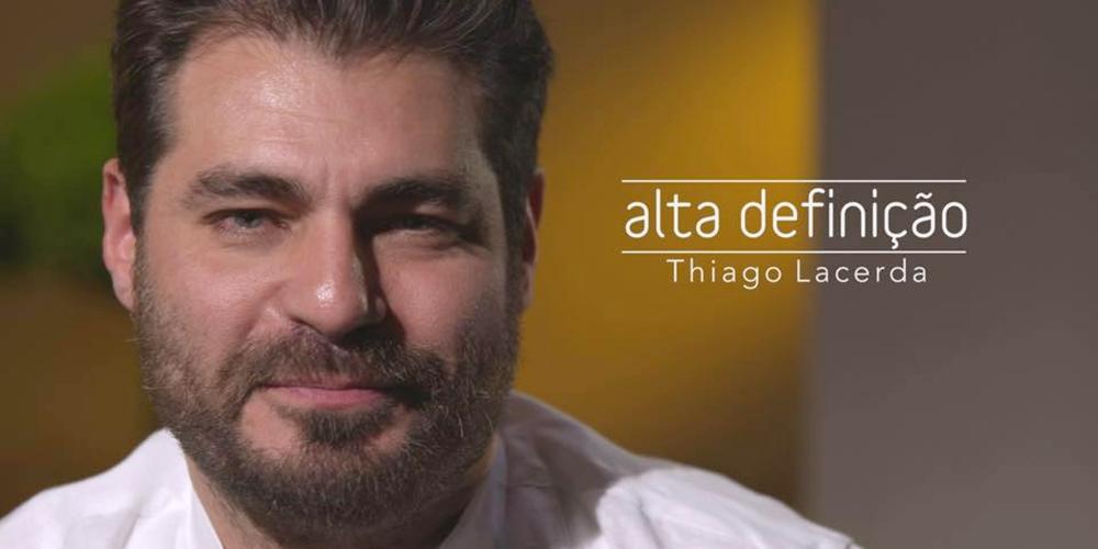«Alta Definição» recebe em exclusivo Thiago Lacerda