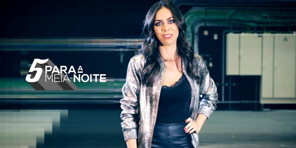 «5 Para a Meia-Noite» com emissão especial no sábado dedicada a 2018