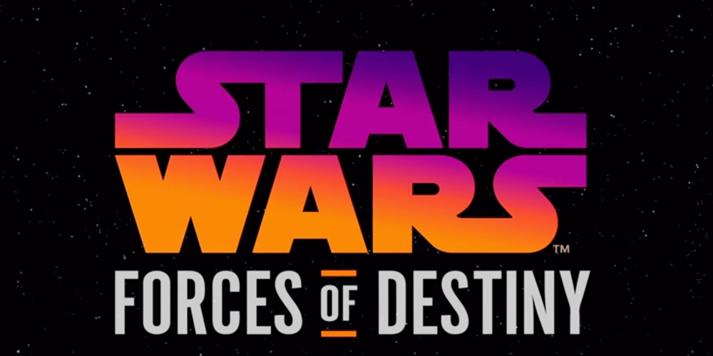 Disney Channel estreia «Star Wars: Force of Destiny»