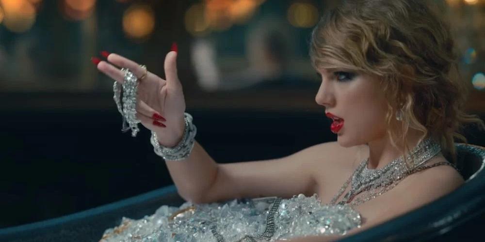 Taylor Swift quebra recordes com «Look What You Made Me Do»