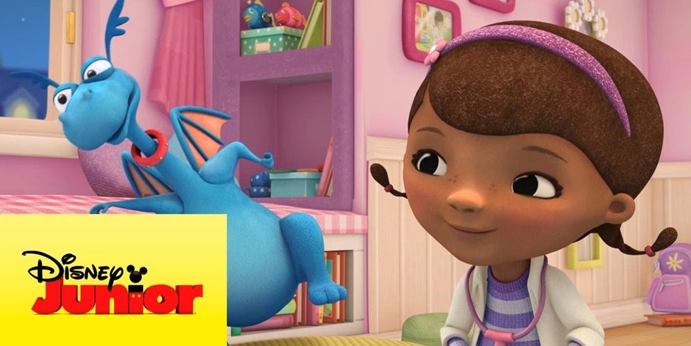 Disney Junior dedica semana especial à «Doutora Brinquedos»