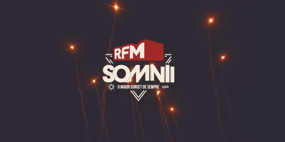 RFM Somnii Special Weekend alcançou mais de 600 mil pessoas