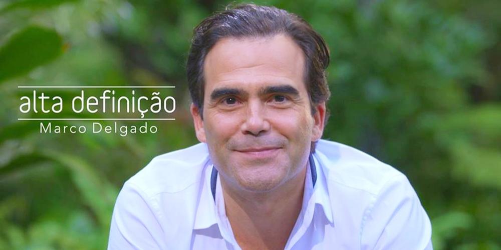 «Alta Definição» recebe esta semana Marco Delgado