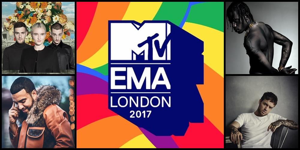 Novas atuações confirmadas nos «MTV EMA's 2017»
