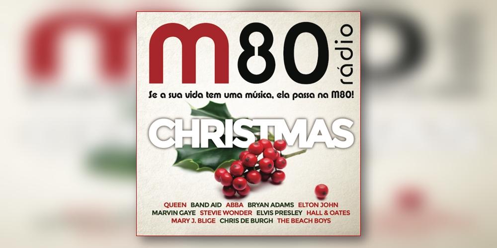 O Natal chega à M80 com o disco «M80 Christmas»