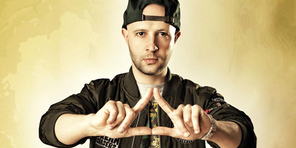 DJ Overule vence o «Best Portuguese Act» dos MTV EMA's 2017