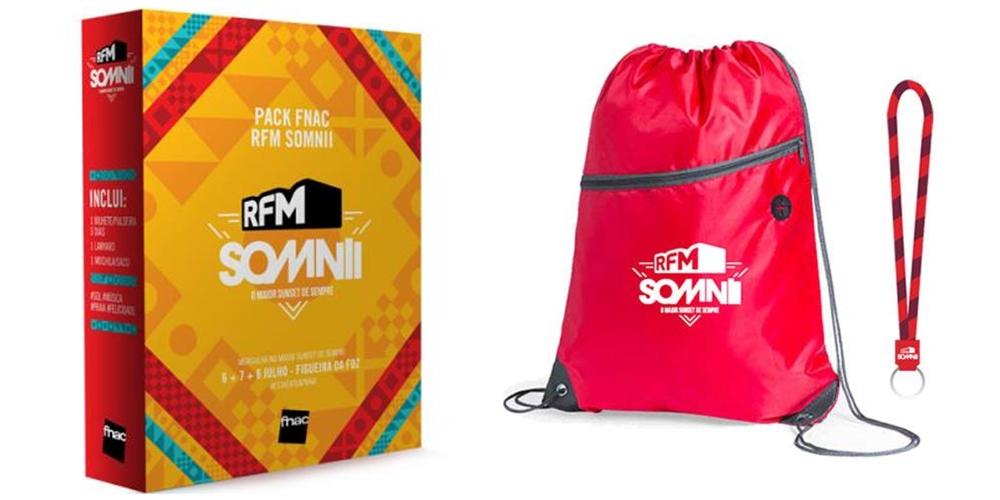 Já estão à venda os bilhetes para o «RFM Somnii 2018»