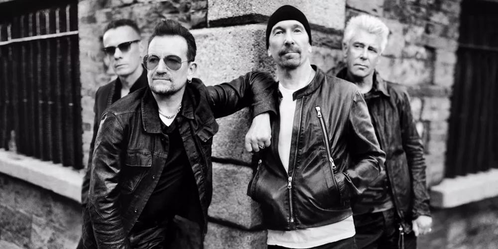 Banda U2 será homenageada nos «MTV Europe Music Awards 2017»