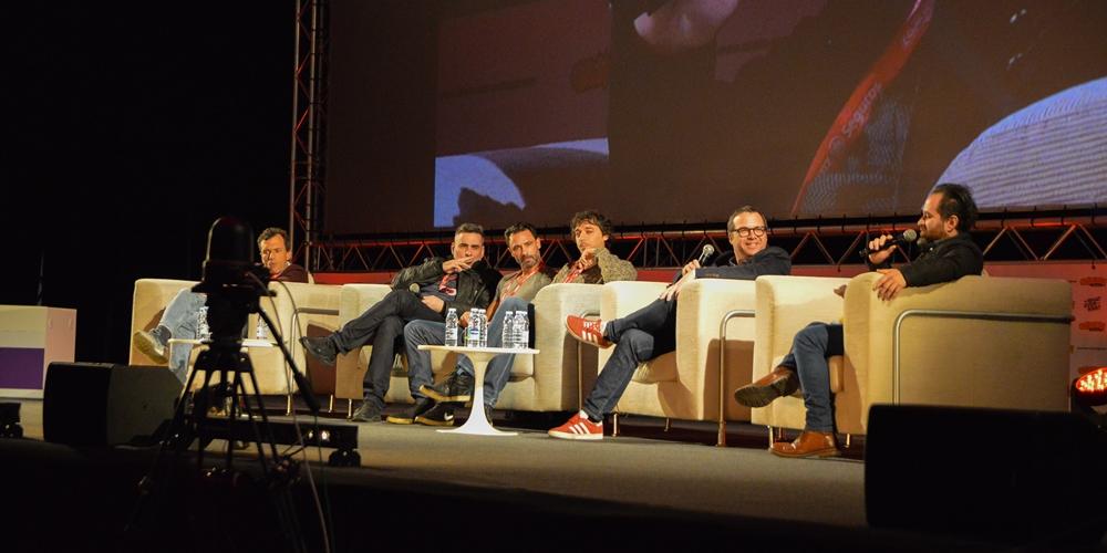 «Comic Con Portugal 2017»: Painel do filme «Bad Investigate»
