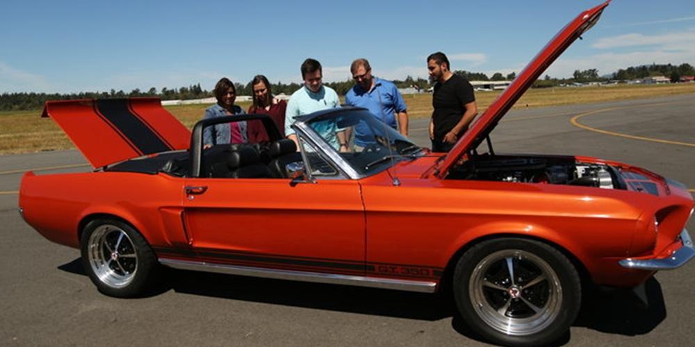 «Carspotting» estreia esta semana no Discovery Channel