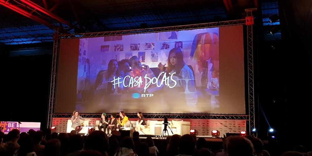 «Comic Con Portugal 2017»: Painel da série «#CasadoCais»